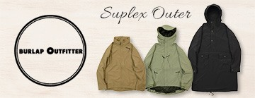 BURLAP OUTFITTER
